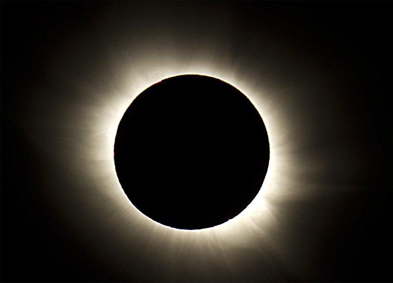 Таинственное черное тело найдено спутником NASA вовремя солнечного затмения