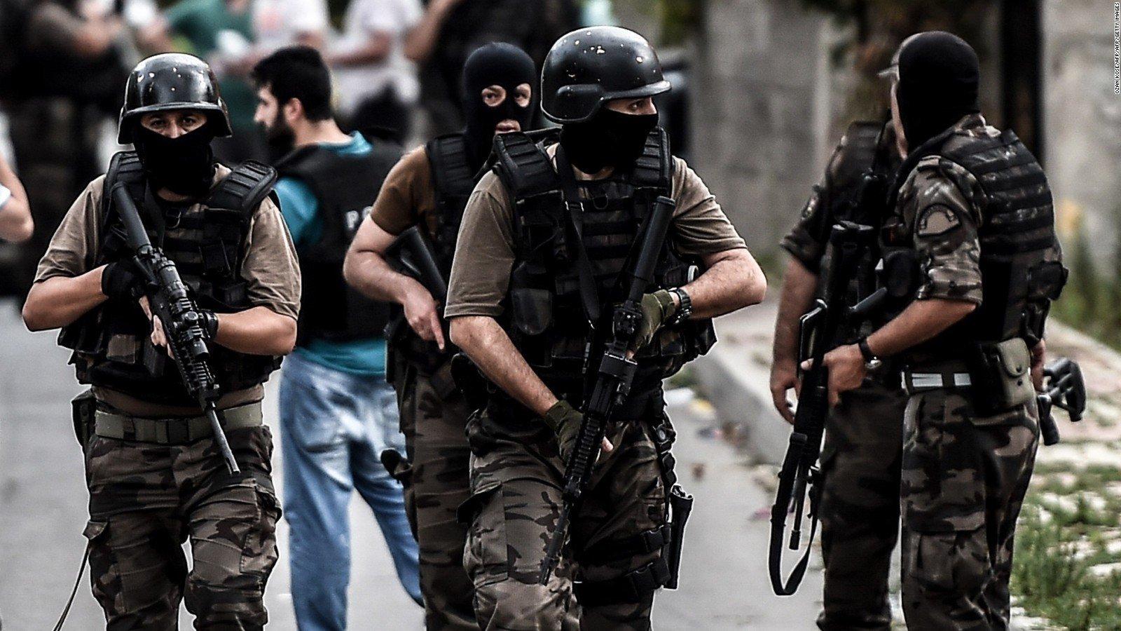 ВТурции арестовали предполагаемого главаря ИГИЛ
