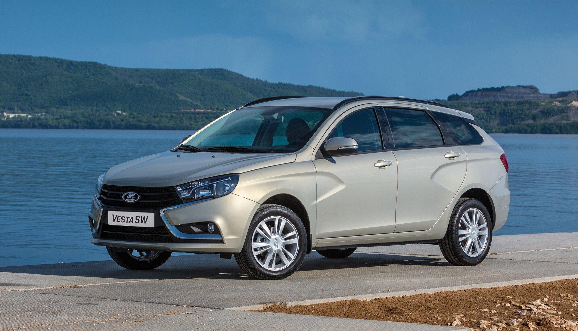 1000 километров без дозаправки: «АвтоВАЗ» покроет спрос на Лада Vesta CNG