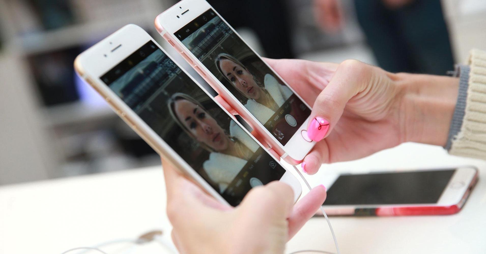 Apple реализует в Российской Федерации сотни iPhone вдень попрограмме Trade-in