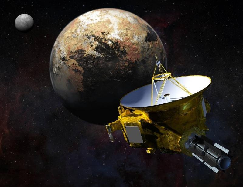 Настанцию New Horizons планируют отправить письмо  для инопланетян