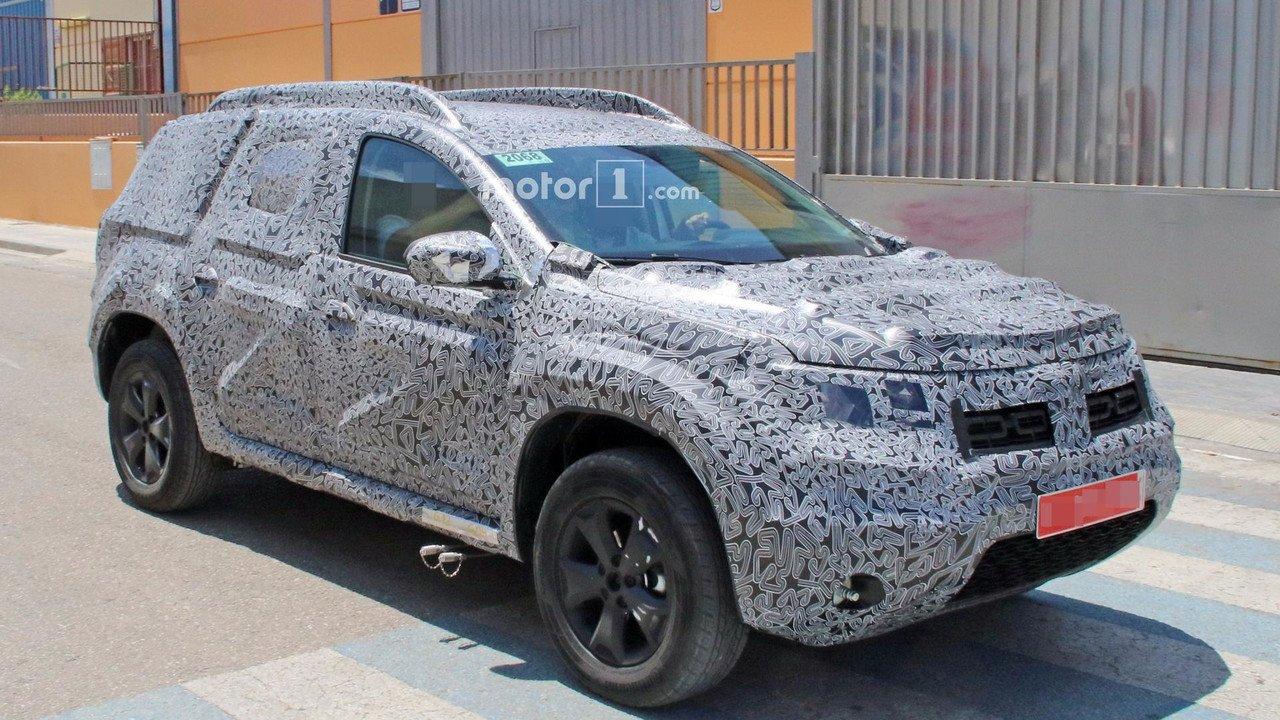 Рэно покажет новый Duster вовремя автомобильного салона воФранкфурте