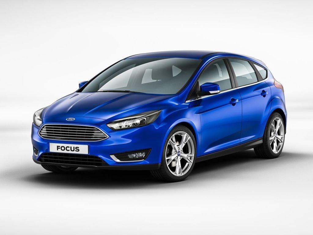 «Автостат» назвал Форд Focus самой известной иномаркой в РФ