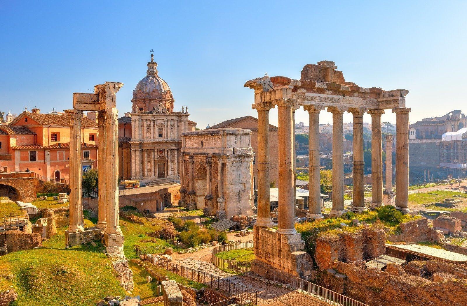 Древнейшие римляне массово травились свинцом