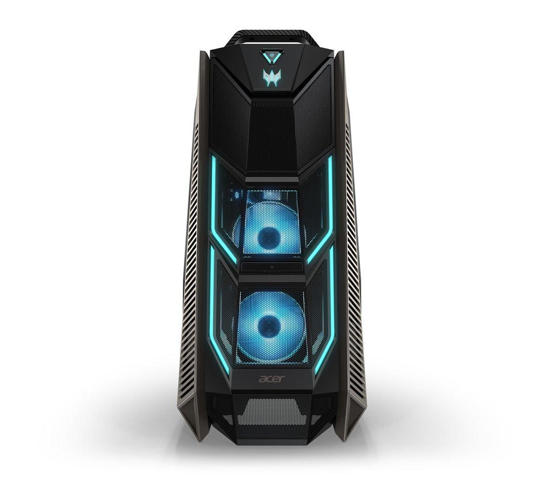Компания Acer представила мощный игровой ПК Predator Orion 9000