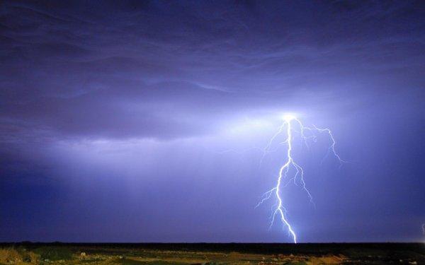 Ученые зафиксировали редкую молнию из космоса
