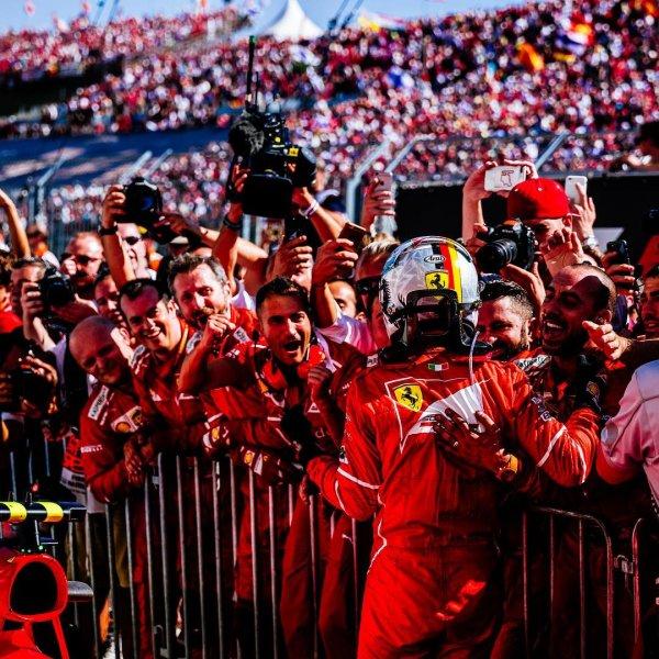 В команде Ferrari разгорелась война за власть