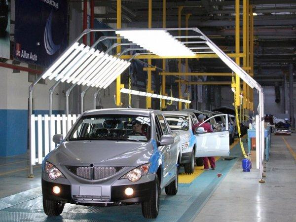 В Казахстане машиностроительное производство выросло на 44%