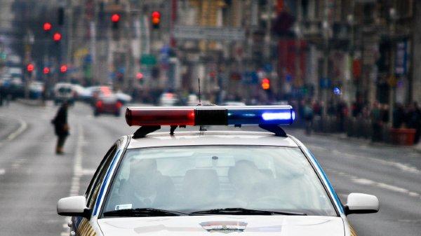На Кубани в ДТП с автомобилем ДПС пострадал полицейский