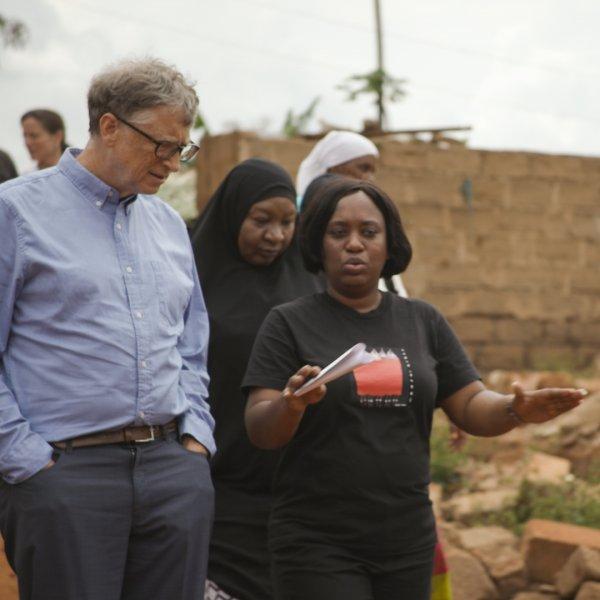 Билл Гейтс начал пользоваться Instagram
