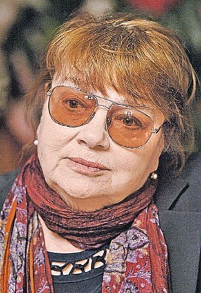 У народной артистки России Нины Дорошиной атрофировались ноги