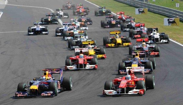 Осенью представители Формулы-1 вернутся к обсуждению регламента на моторы