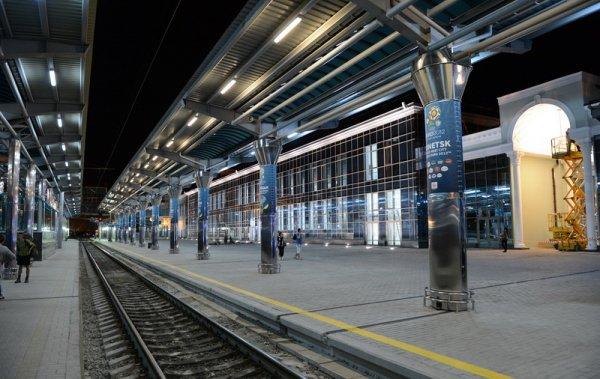 В Киеве эвакуировали центральный ж/д вокзал после сообщения о минировании