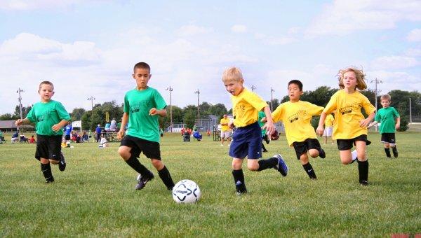 Москвичи смогут подобрать своему ребенку спортивное занятие по сети