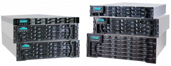 Infortrend повышает производительность базовых систем хранения RAID для СМБ