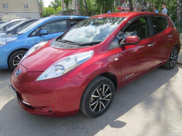 В Тюмени обладателей электромобилей освободят от уплаты транспортного сбора