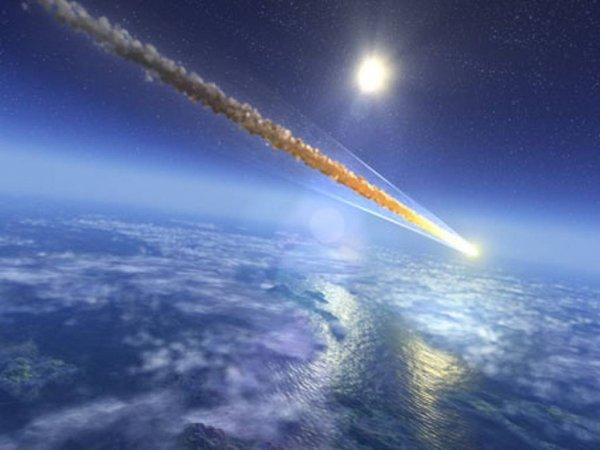 На Россию в 2017 году могут упасть 4 астероида