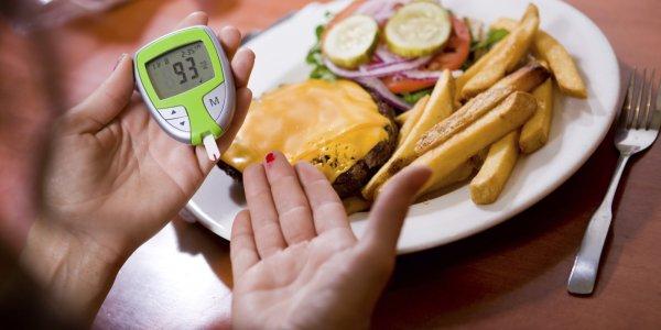 Правильный завтрак при диабете 2 типа
