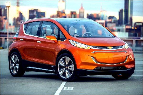 LG и General Motors начнут совместное производство электрокаров