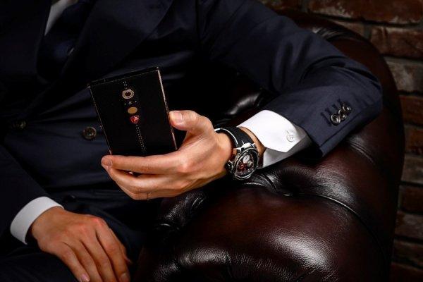 Tonino Lamborghini представляет смартфон Alpha-One