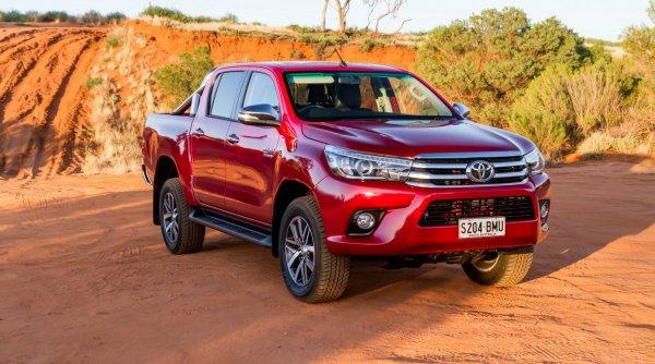 Сразу три модели Toyota получили премии за «Внедорожник года»
