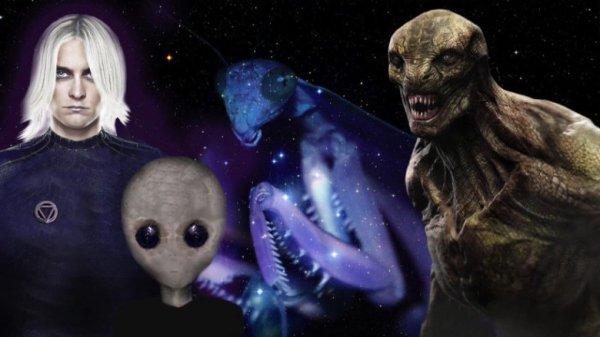 Ученые описали внешность инопланетян: Как распознать пришельца?
