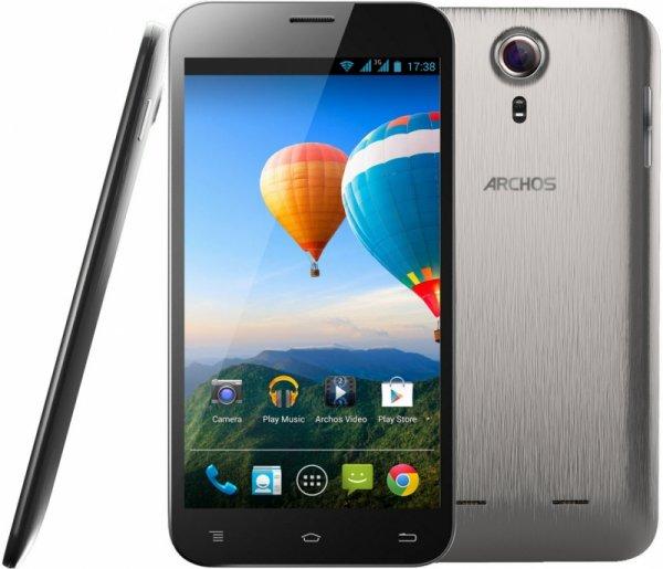 Смартфон Archos из серии Core оказался дешевле 100 евро