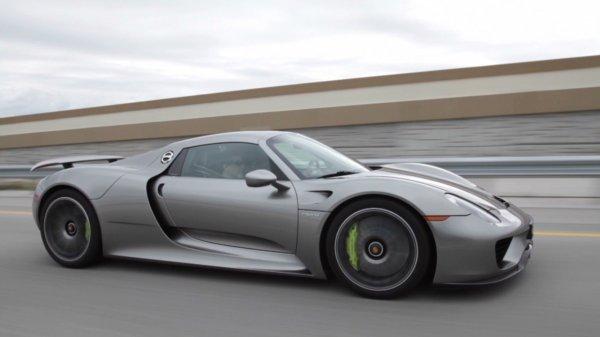 Электромобили и гибриды Porsche будут предлагаться только с PDK