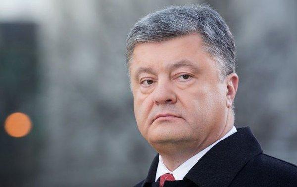 Порошенко предлагает отделить Крым от материка каналом