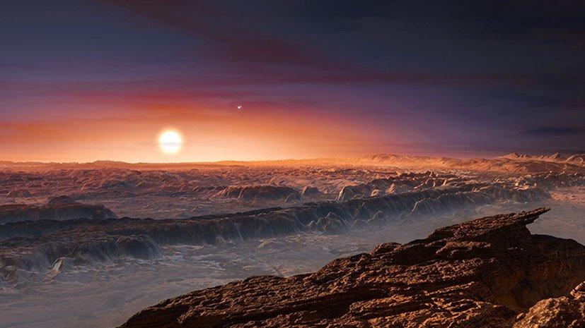 Ученые В системе TRAPPIST-1 есть полноценные водоемы