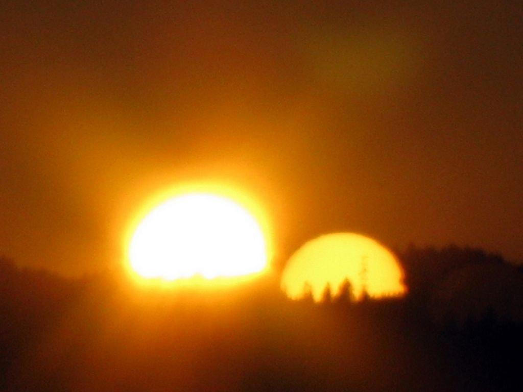 Второе солнце появится в Солнечной системе