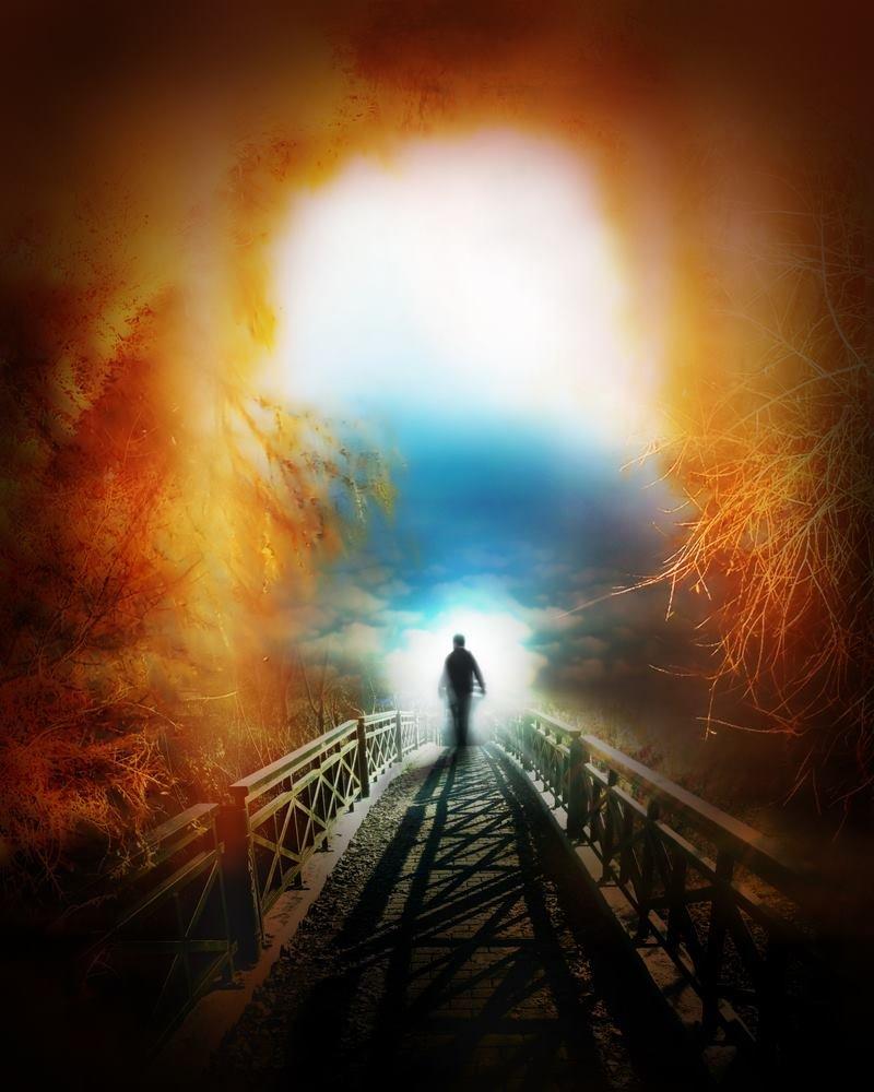 Ученые считают смерть человека обыкновенной  иллюзией