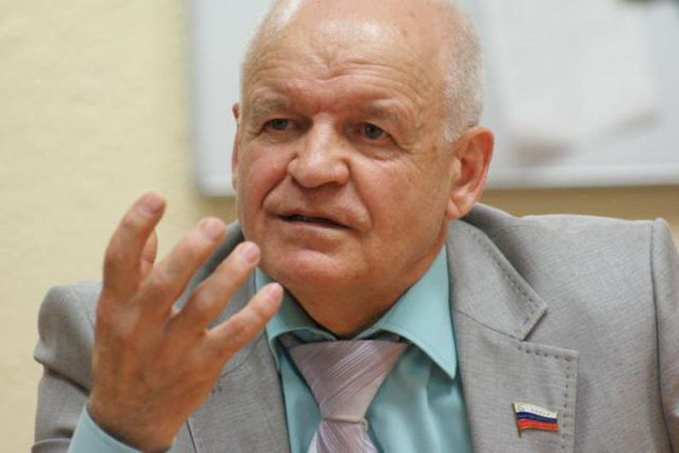 Скончался прошлый мэр Владивостока Черепков