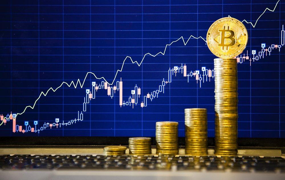 Стоимость биткоина превысила 5 тыс. долларов