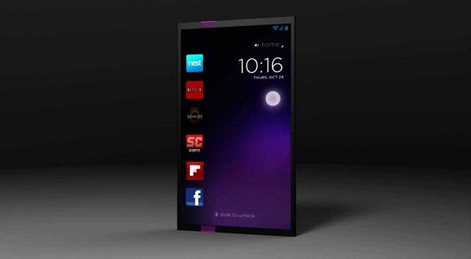 Xiaomi начинает производство безрамочного телефона MiMix 2