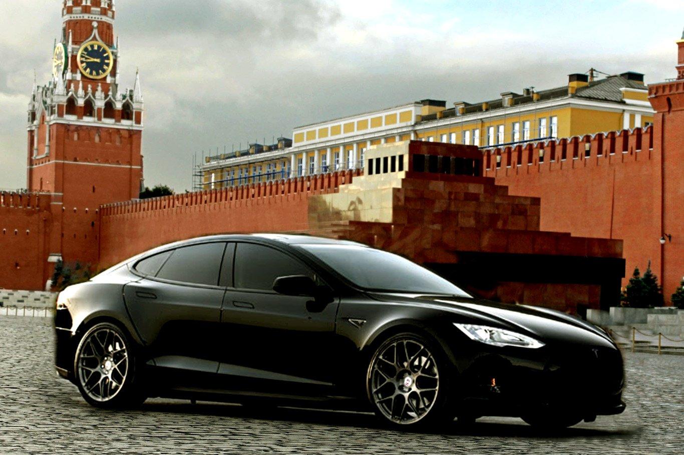 На18% взлетели продажи новых электромобилей в РФ