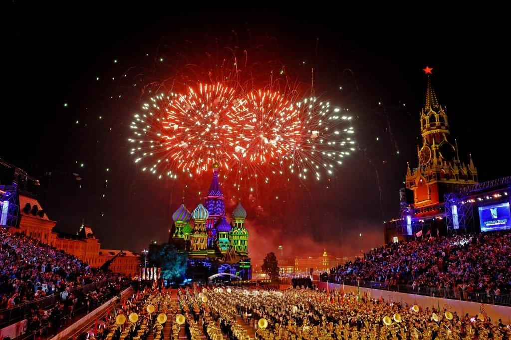 Фото день москвы