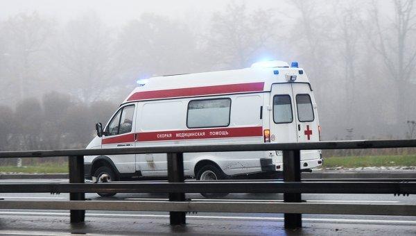 В Нижегородской области автомобиль сбил женщину и двоих детей