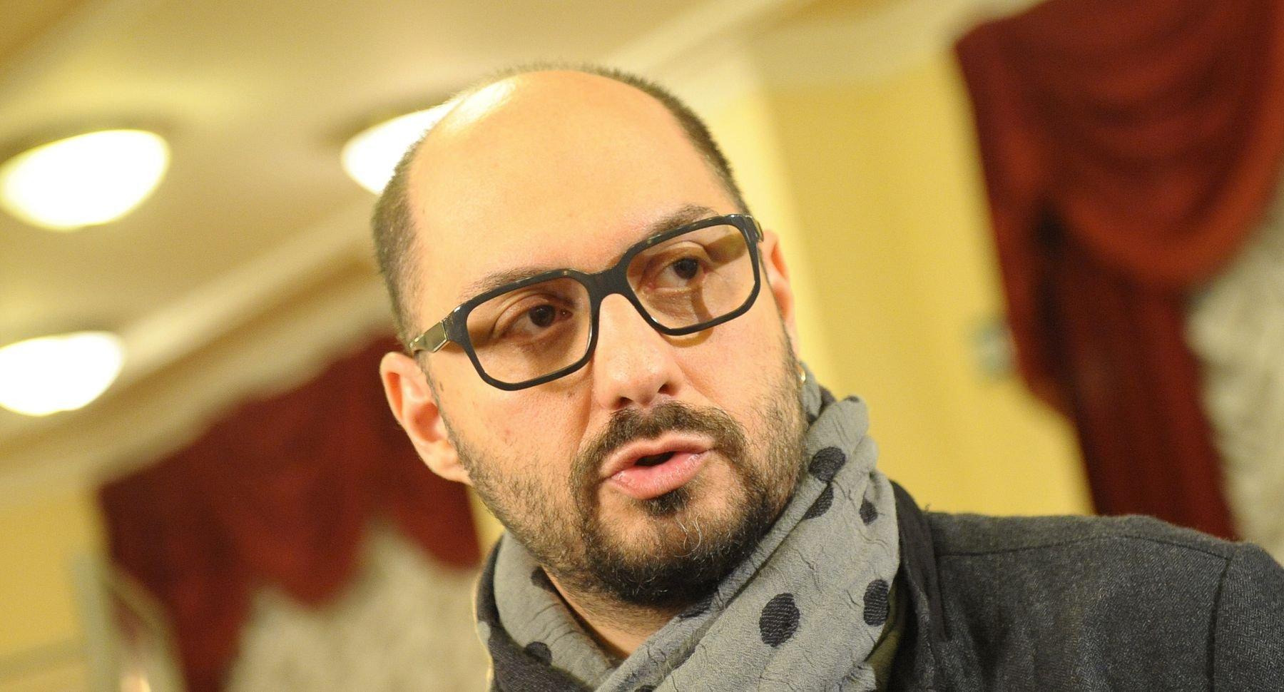 Обвиняемый вмошенничестве Серебренников остается худруком «Гоголь-центра»