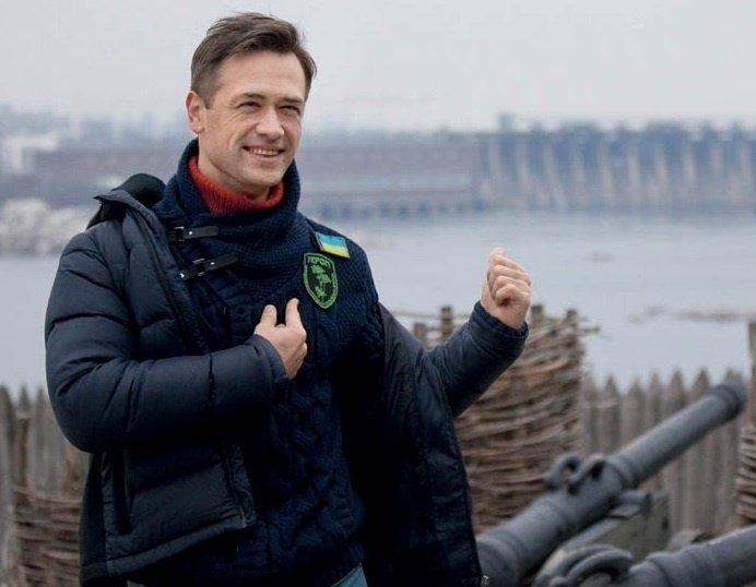 Режиссер Мережко назвал актера Пашинина воюющего за ВСУ глупым и легкомысленным