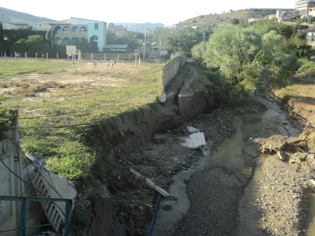 Пострадавшим жителям Судака выплатят компенсацию отселевого потока