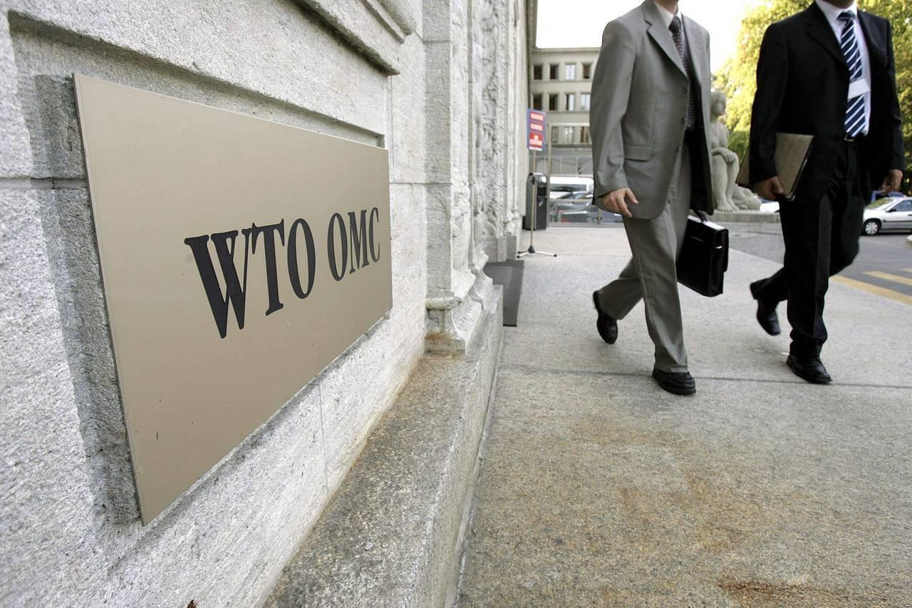 Киев планирует подать вВТО очередной иск к Российской Федерации