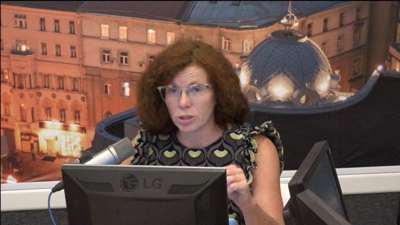 Журналистка Латынина покинула Россию и не собирается возвращаться