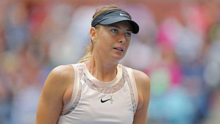 Шараповой нехватило три очка, чтобы войти втоп-100 рейтинга WTA