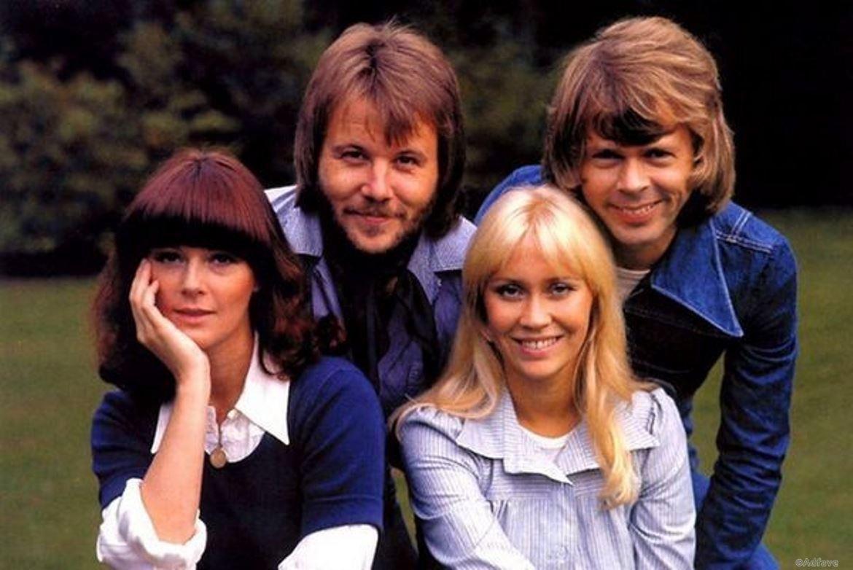 Группа ABBA планирует виртуальное турне в 2019-ом году