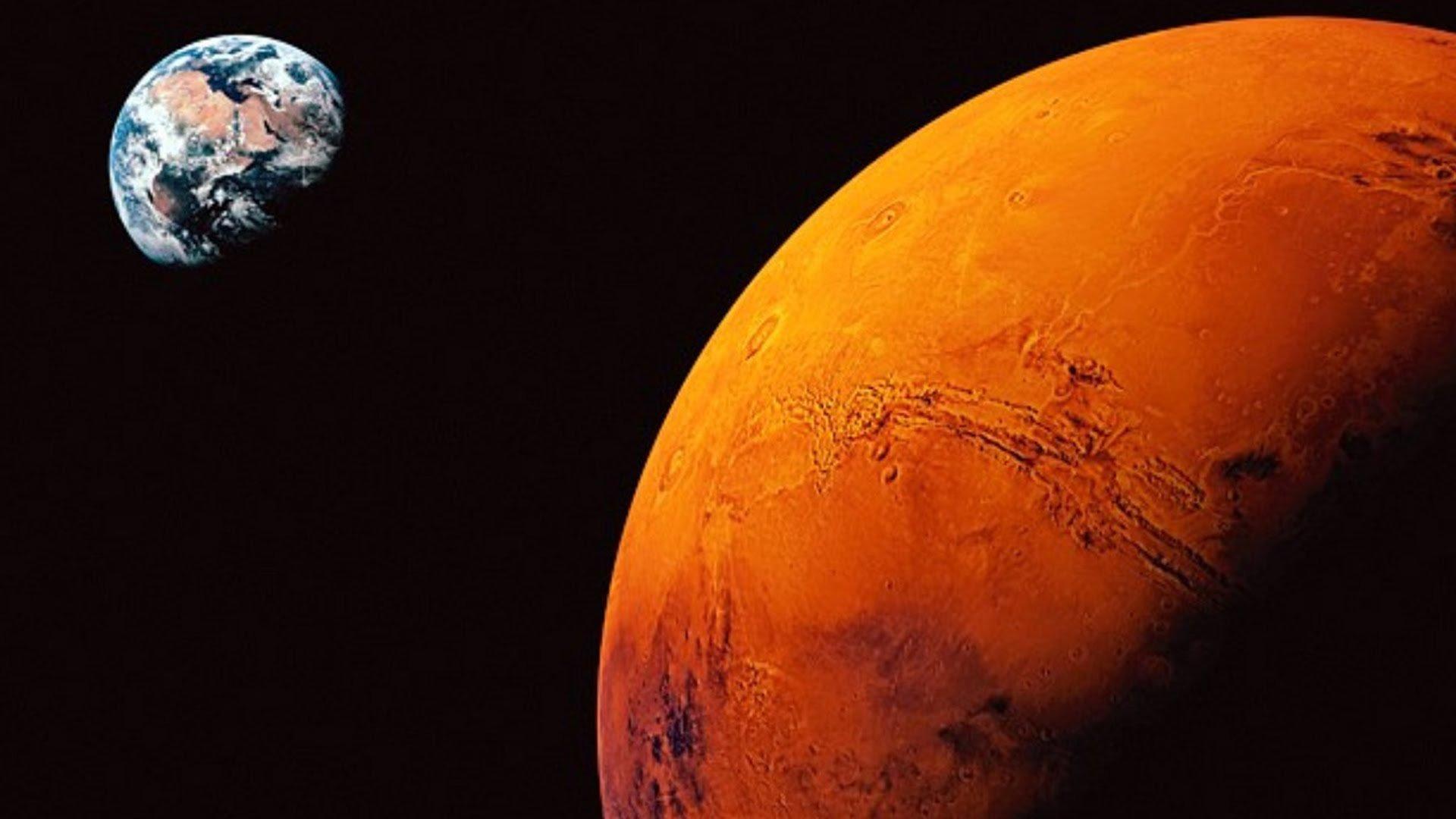 ВNASA назвали дату первого полета человека наМарс