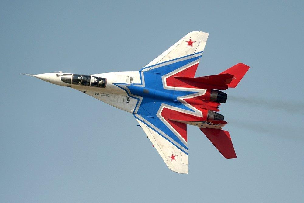 ВСирии увидели новый русский истребитель МиГ-29СМТ