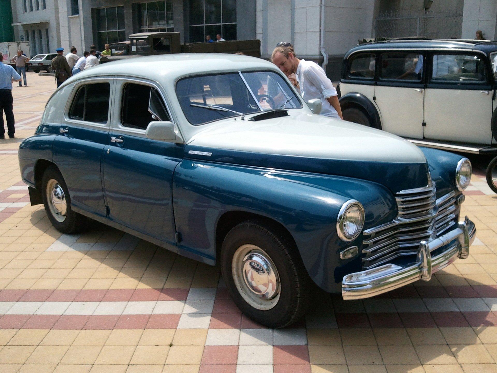 ВЯрославской области состоится ралли исторических авто