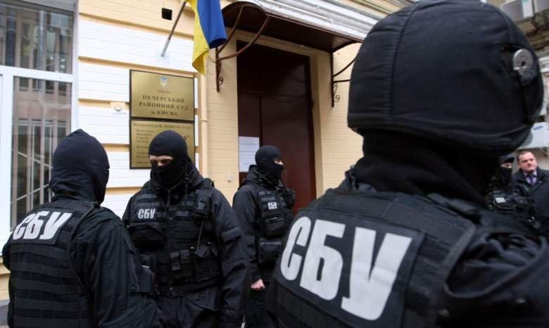 СБУ явилась собыском вдом руководителя  киевского представительства «Батькивщины»