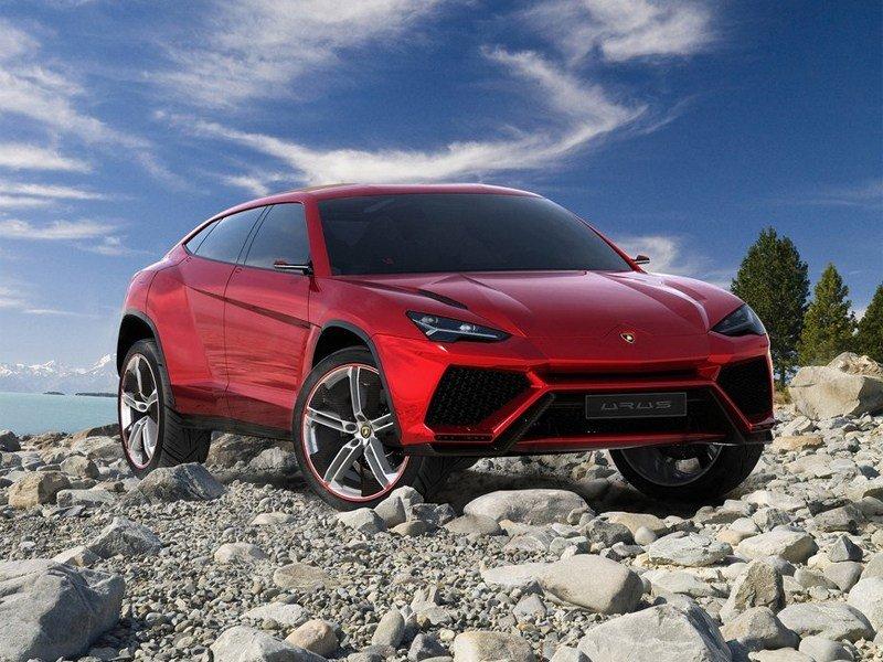 Когдаже итальянская Lamborghini планирует представить свой 1-ый  кроссовер?